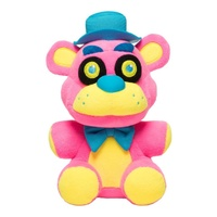 Funko. Five Nights at Freddy's - Freddy Blacklight (Pink) Plush