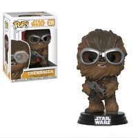 Funko Pop! Vinyl Star Wars: Solo - Chewbacca