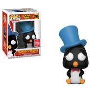 SDCC 2018 Funko Pop! Vinyl Looney Tunes Playboy Penguin. Exclusive