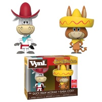 SDCC 2018 Funko Vynl 2-Pack Hanna Barbera Quick Draw Mcgraw & Baba Looey Exclusive