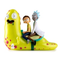 Kidrobot Rick and Morty Slippery Stair Medium Figure