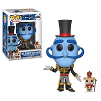 Funko Pop! Vinyl Coraline - Mr Bobinsky with Mouse