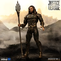 Mezco Toyz One:12 Collective DC Justice League Aquaman