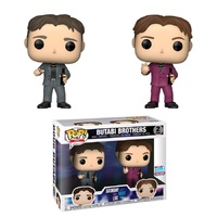 NYCC 2018 Funko Pop! Vinyl 2-Pack Saturday Night Live Doug & Steve Butabi Brothers. Exclusive