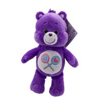 HeadStart Care Bears Share Bear 8-Inch Beanie Plush