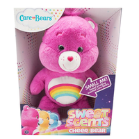 HeadStart Care Bears Sweet Scents Cheer Bear Scented Large Plush