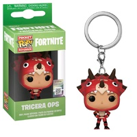 Funko Pocket Pop! Keychain Fortnite Tricera Ops