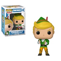 Funko Pop! Vinyl Fortnite Codename E.L.F. US Exclusive