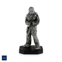 Royal Selangor Star Wars Chewbacca Limited Edition Pewter Figurine