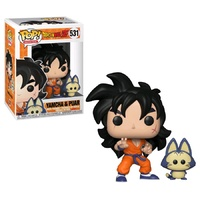 Funko Pop! Vinyl Dragon Ball Z Yamcha and Puar