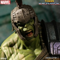 Mezco Toyz One:12 Collective Marvel Thor 3: Ragnarok Hulk Action Figure