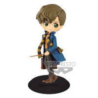 Banpresto Q Posket Fantastic Beasts Newt Scamander Figure (Normal Colour Ver)