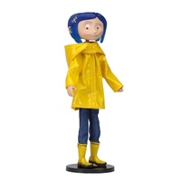 NECA Coraline - Coraline Rain Coat Bendy Fashion Doll