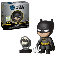 ECCC 2019 Funko 5-Star Vinyl DC Comics Batman Black & Yellow. Exclusive