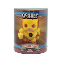 Ooshies DC Comics Series 2. Reverse Flash 4-Inch Vinyl Edtion