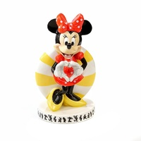 The English Ladies Co Disney Minnie Mouse Modern Minnie Figurine