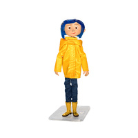 NECA Coraline in Raincoat 7-Inch Action Figure
