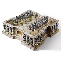 The Noble Collection The Lord of the Rings Chess Set
