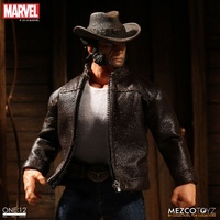 Mezco Toyz One:12 Collective Marvel Wolverine Logan Action Figure