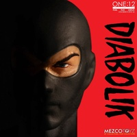 Mezco Toyz One:12 Collective Diabolik Action Figure