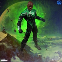 Mezco Toyz One:12 Collective DC Comics Green Lantern John Stewart Action Figure