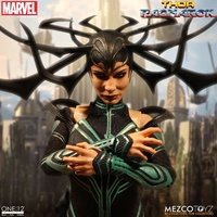 Mezco Toyz One:12 Collective Marvel Thor 3: Ragnarok Hela Action Figure