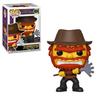 NYCC 2019 Funko Pop! Vinyl The Simpsons Treehouse of Horror Evil Groundskeeper Willie