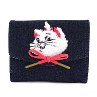 Loungefly Disney Aristocats Marie Denim Wallet