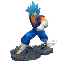 Banpresto Dragon Ball Z Dokkan Battle Collab Super Saiyan God Super Saiyan Vegetto Figure