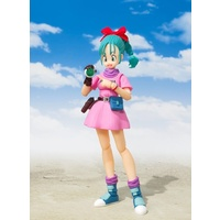 Bandai Tamashii Nations S.H. Figuarts Dragon Ball Adventure Begins Bulma Action Figure