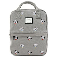 Loungefly Disney 101 Dalmatians AOP Embroidered Mini Backpack