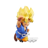 Banpresto Dragon Ball GT Wrath of the Dragon Super Saiyan Son Goku Figure