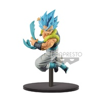 Banpresto Dragon Ball Super SSGSS Gogeta Chosenshi Retsuden Vol.5 Figure