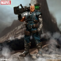 Mezco Toyz One:12 Collective Marvel X-Men Cable Action Figure