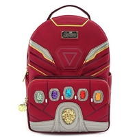 Loungefly Marvel Avengers 4: Endgame Nano Gauntlet Mini Backpack