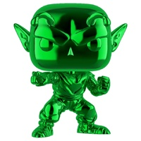 ECCC 2020 Funko Pop! Vinyl Dragon Ball Z Piccolo Green Chrome. Exclusive