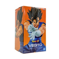 Banpresto Dragon Ball Super Vegito Final Kamehameha Ver.6 Figure