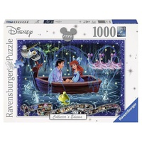 Ravensburger Disney Moments 1989 The Little Mermaid 1000pc Puzzle