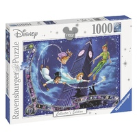 Ravensburger Disney Moments 1953 Peter Pan 1000pc Puzzle