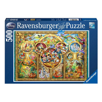 Ravensburger Disney Family 500pc Puzzle