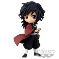 Banpresto Q Posket Petit Demon Slayer Kimetsu No Yaiba Giyu Tomioka Figure