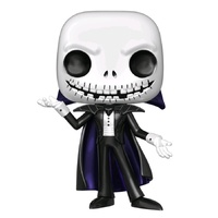 Funko Pop! Vinyl Disney The Nightmare Before Christmas Jack Vampire Metallic. US Exclusive