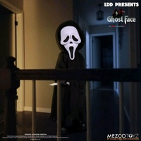 Mezco Toyz Living Dead Dolls LDD Presents Scream Ghost Face