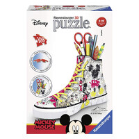 Ravensburger Disney Mickey Mouse Sneaker 108pc 3D Puzzle