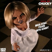 Mezco Toyz Seed of Chucky Talking Tiffany 15-Inch Doll