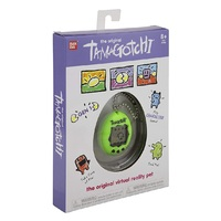 Bandai Tamagotchi Original Classic Digital Pet Bright Neon Lime
