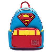 Loungefly DC Comics Superman Vintage Mini Backpack