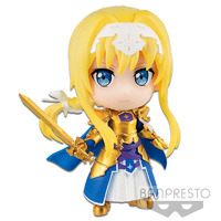 Banpresto Sword Art Online Alicization War of Underworld Chibikyun Alice Figure