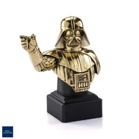 Royal Selangor Star Wars Gilt Darth Vader Limited Edition Bust