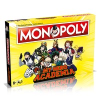 Monopoly My hero Academia Edition